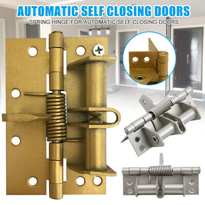 Spring Hinge For Automatic Self Closing Doors Multifunctional Door Durable Hinge • 10.99£