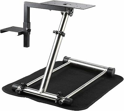 Steering Wheel Stand Racing Simulator Gaming For Ps4 Logitech G29 G920 T300s UK • 0.01£
