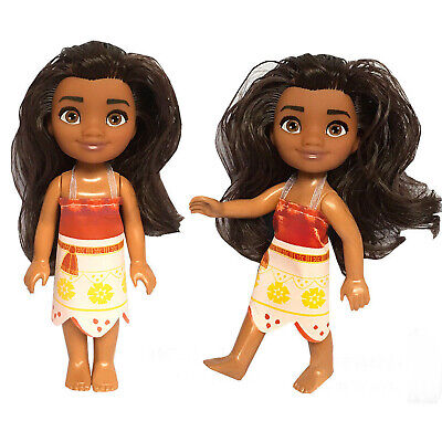 Moana Princess Adventure Collection PVC Action Figure Doll Toys Kids Box Gifts • 6.45£
