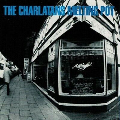 The Charlatans - Melting Pot 1998 French Cd • 3.79£