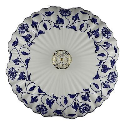 SPODE Bone China - BLUE COLONEL- Y6235 Tureen Lid - 10  • 44.99£