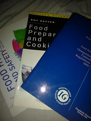 £1.80 • Buy Food Hygiene Year 11 Revision Books