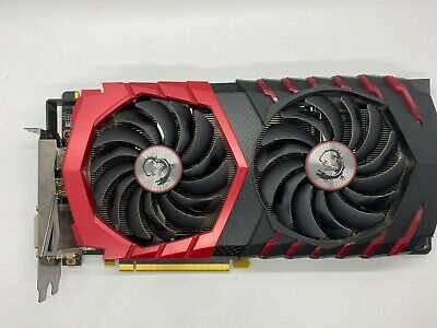 $ CDN325.84 • Buy USED MSI NVIDIA GeForce GTX 1070 GAMING Z 8GB Video Card -- Excellent Condition