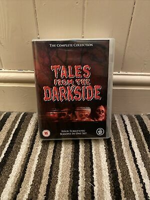 Tales From The Darkside - Complete Collection (DVD, 2013, 16-Disc Set) • 14.99£