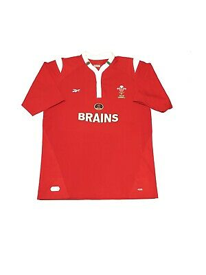 Wales 2005 Grand Slam Rugby Shirt • 28£