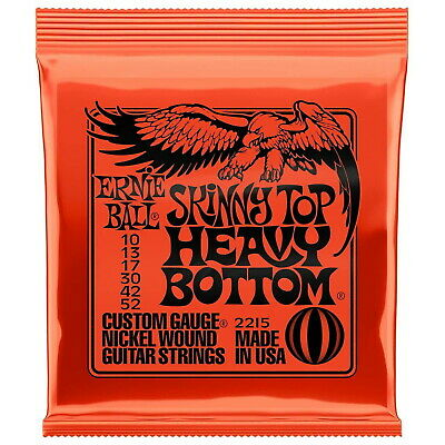 AU10.79 • Buy 🔥 ERNIE BALL 2222 Electric GUITAR STRINGS Nickel Hybrid Slinky 9-46 Gauge NEW