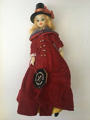 Vintage Rexard Costume Doll • 9.99£