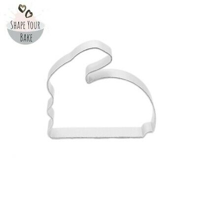 Rabbit Shape Cookie Pastry Biscuit Cutter Cakes Fondant Dough Baking Tool Cutter • 2.99£