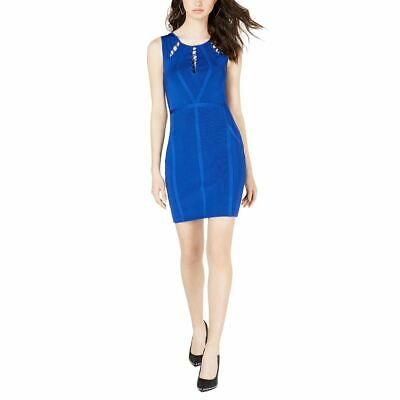 AU42.07 • Buy GUESS NEW Women's Lace-up Bandage Cocktail Bodycon Dress TEDO