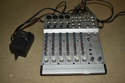 £54.66 • Buy ^^ Behringer Eurorack Mx802a 8-channel Mixer (nc119)