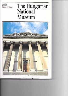 The Hungarian National Museum • 9.99£
