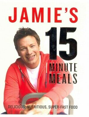 AU56.34 • Buy Jamie's 15-minute Meals, Hardcover By Oliver, Jamie, Brand New, Free Shipping
