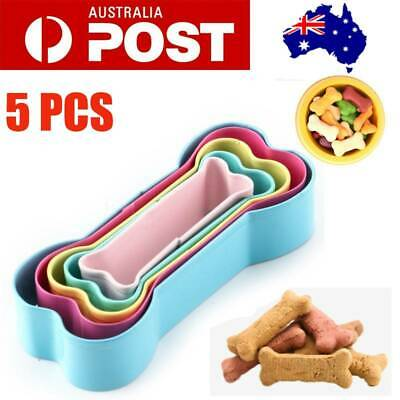 AU9.77 • Buy Stainless Steel Fondant Tools Biscuit Cookie Baking DIY Dog Bone Pastry Cutter A