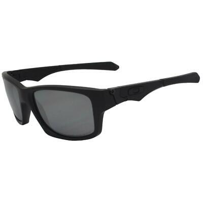 AU179.99 • Buy Oakley OO 9135-09 Polarized Jupiter Squared Matte Black Iridium Sunglasses .