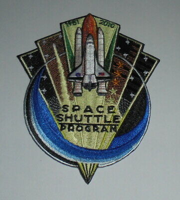 NASA Space Shuttle Program 1981 2010 Embroidered Patch • 4.99£