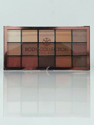 Body Collection Eyeshadow Palette Large Natural Beauty • 3.99£