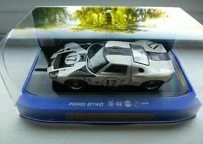 Scalextric C3653 Ford GT40 1967 • 55£