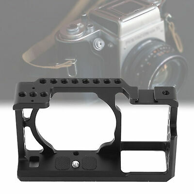 $ CDN53.41 • Buy Camera Cage Stabilizer Rig Protective Case Cover For Sony A6000 A6300 NEX7 Black