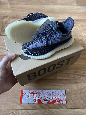 $ CDN293.90 • Buy Yeezy Boost 350 V2 Carbon Toddler Little Kids Boys Size 9k NEW IN HAND