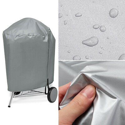 $ CDN19.84 • Buy BBQ Grill Cover Weather Resistant For 22  Weber 7176 Charcoal Kettle   A L