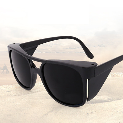 AU14.59 • Buy Safey Safety Glasses Soft  Anti-scratch Clear Lens Work Goggles