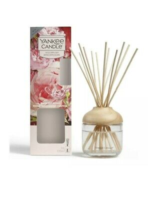 Yankee Candle Fresh Cut Roses Reed Diffuser 120ml Room Fragrance • 16.35£
