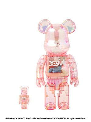 $1374.97 • Buy Be Rbrick X-Girl 2020 100 400 Bearbrick Xgirl X Girl