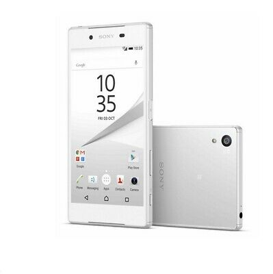 $ CDN140.34 • Buy 100% Original Sony Xperia Z5 E6603 32GB (Unlocked)Smartphone 4G LTE 5.2  23MP
