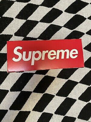 $ CDN25.08 • Buy NEW IN HAND Supreme Ziploc Bags (Box Of 30 Count) 100% AUTHENTIC With Sticker