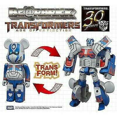 $79.61 • Buy HASBRO X Bearbrick Transformers Age Of Exctinction Optimus First