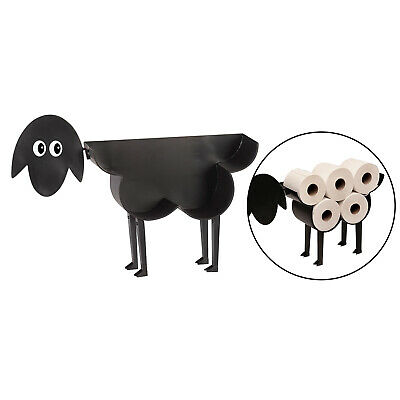 AU42.49 • Buy Cool Sheep Toilet Paper Roll Holder Storage Stand Home Bathroom Decor Accs