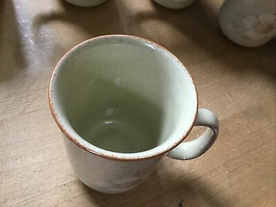 Denby Daybreak Straight Sided Mug Vgc. (More Available) • 12.99£