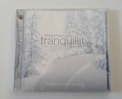 Christmas Tranquility CD 18 Relaxing Festive Favourites Album Music Club • 4.99£
