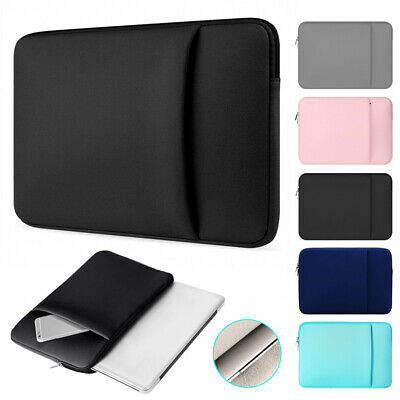 Laptop Sleeve Case Bag Cover Notebook Pouch For MacBook Lenovo 11/13/15'' • 6.85£