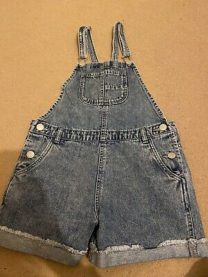 £4.50 • Buy Girls Dungarees Age 13