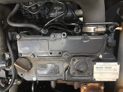 Yanmar Diesel Engine Used • 950£