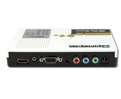 £45.99 • Buy Component Video (YPbPr) +Audio Or VGA +Audio To HDMI Converter UK