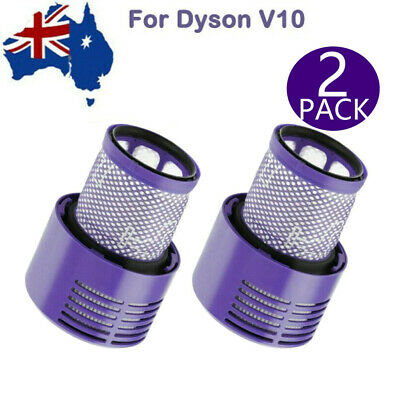 AU18.99 • Buy Genuine For DYSON Filter V10 SV12 Cyclone Animal Absolute Total Clean Washable