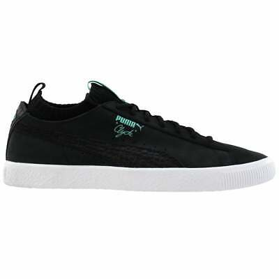 Puma Clyde Sock Low X Diamond Lace Up  Mens  Sneakers Shoes Casual   - Black - • 36.17£