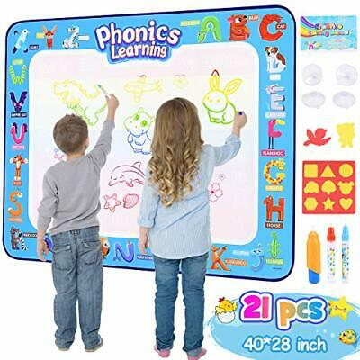 £26.99 • Buy Dmazing Educational Toys For 2 3 4 5 Year Old Boys Girls Toddlers, Aqua Doodle