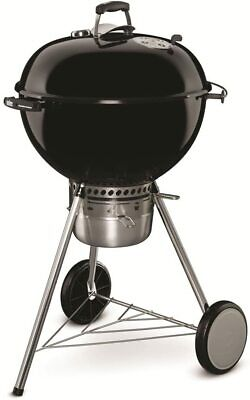 $ CDN270 • Buy Weber Master-Touch 22-inch Charcoal BBQ In Black