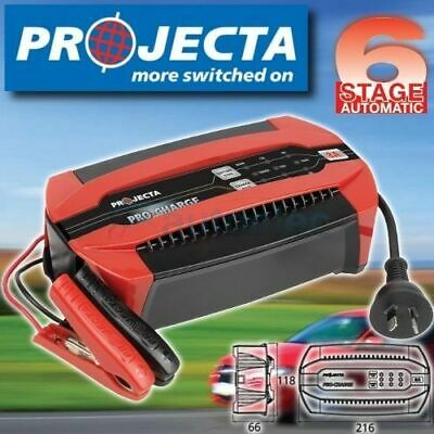 AU186.69 • Buy Projecta Pc800 12V 12 Volt Automatic 6 Stage Battery Charger  8 Amp 8A Agm Sla