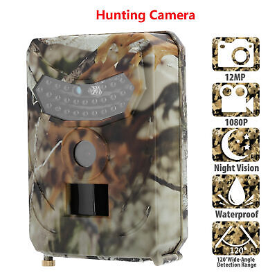 £25.31 • Buy Trail Camera Wireless Farm Security Hunting Cam Waterproof Night Vision Cameras