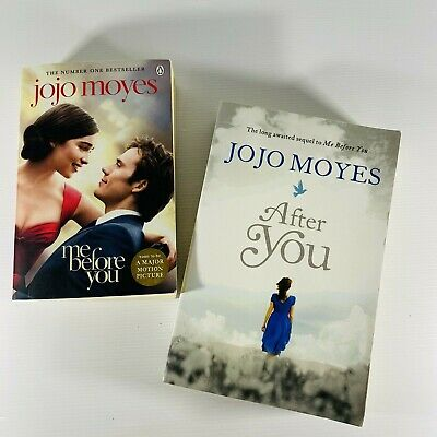 AU24.95 • Buy Jojo Moyes Me Before You + After You Books Lot X 2 Paperback