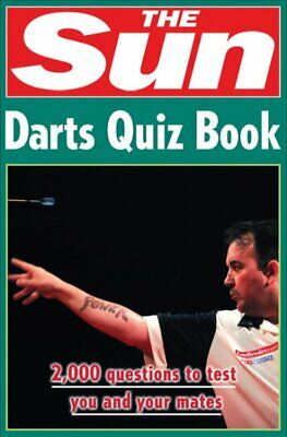 £9.79 • Buy Sun Darts Quiz Book : 2,000 Questions To Test You And Your Mates, Paperback B...
