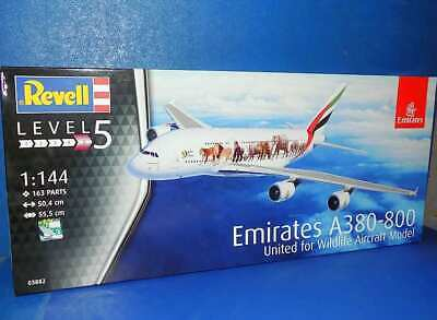 Revell 1/144 3882 A380-800 Emirates - 'Wild Life' • 23.99£