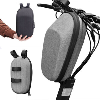 AU26.04 • Buy Waterproof Front Hanging Electric Scooter Bicycle Storage Bag Pouch Carrying