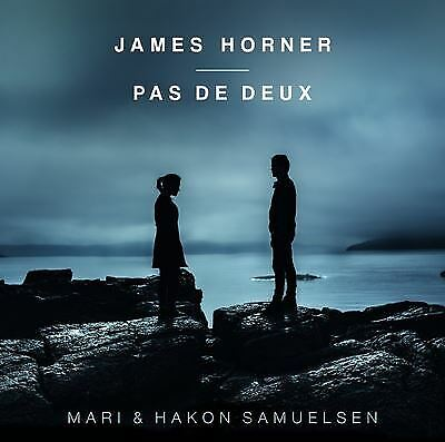 James Horner: Pas De Deux CD NEW • 13.58£
