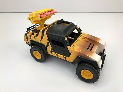 $ CDN57.95 • Buy Vintage 1988 Hasbro GI Joe Tiger Force Sting Jeep With Missiles Made In Brazil