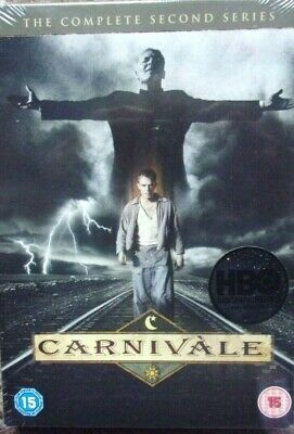 Carnivale: The Complete Second Season (DVD 2006) - New • 10.99£
